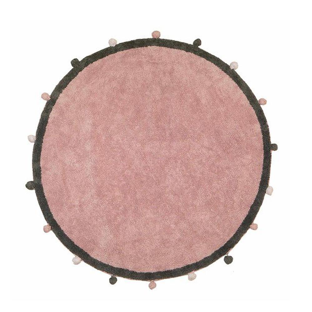 Χαλί Baby Adventure <br> Pink/Grey 150cm