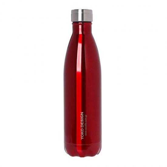 Θερμός κόκκινο 750ml - Yoko design- Limited edition