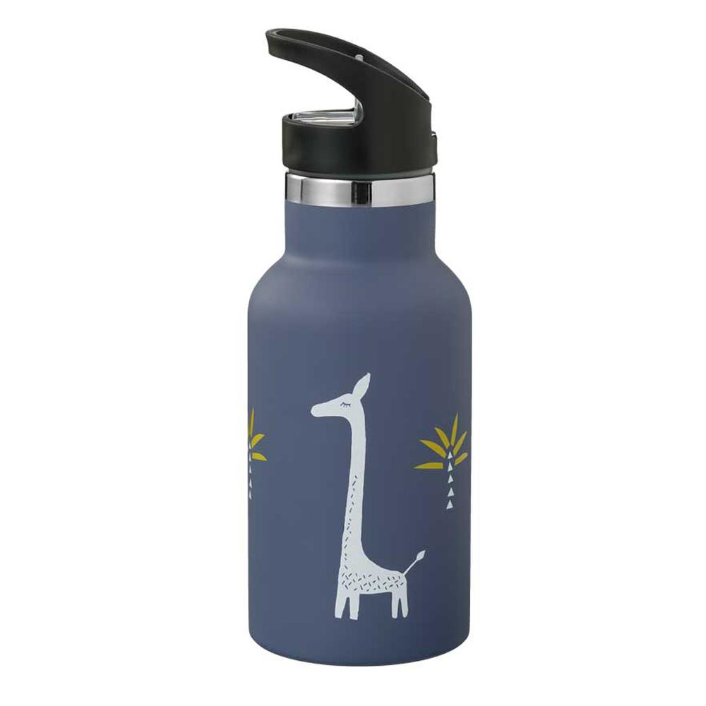 Fresk: Θερμός από ανοξείδωτο ατσάλι 350ml με διπλό πώμα Giraf