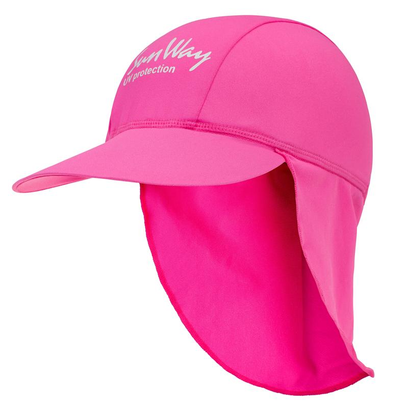 Αντηλιακό καπέλο junior UV pink