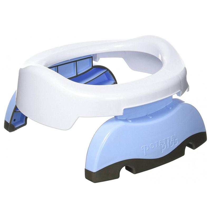 Potette Plus 2 σε 1 - Γιογιό ταξιδίου  μπλε/λευκό
