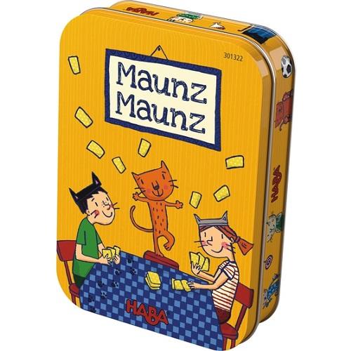 Haba Κουτί μεταλλικό επιτραπέζιο χρώμα γάτες