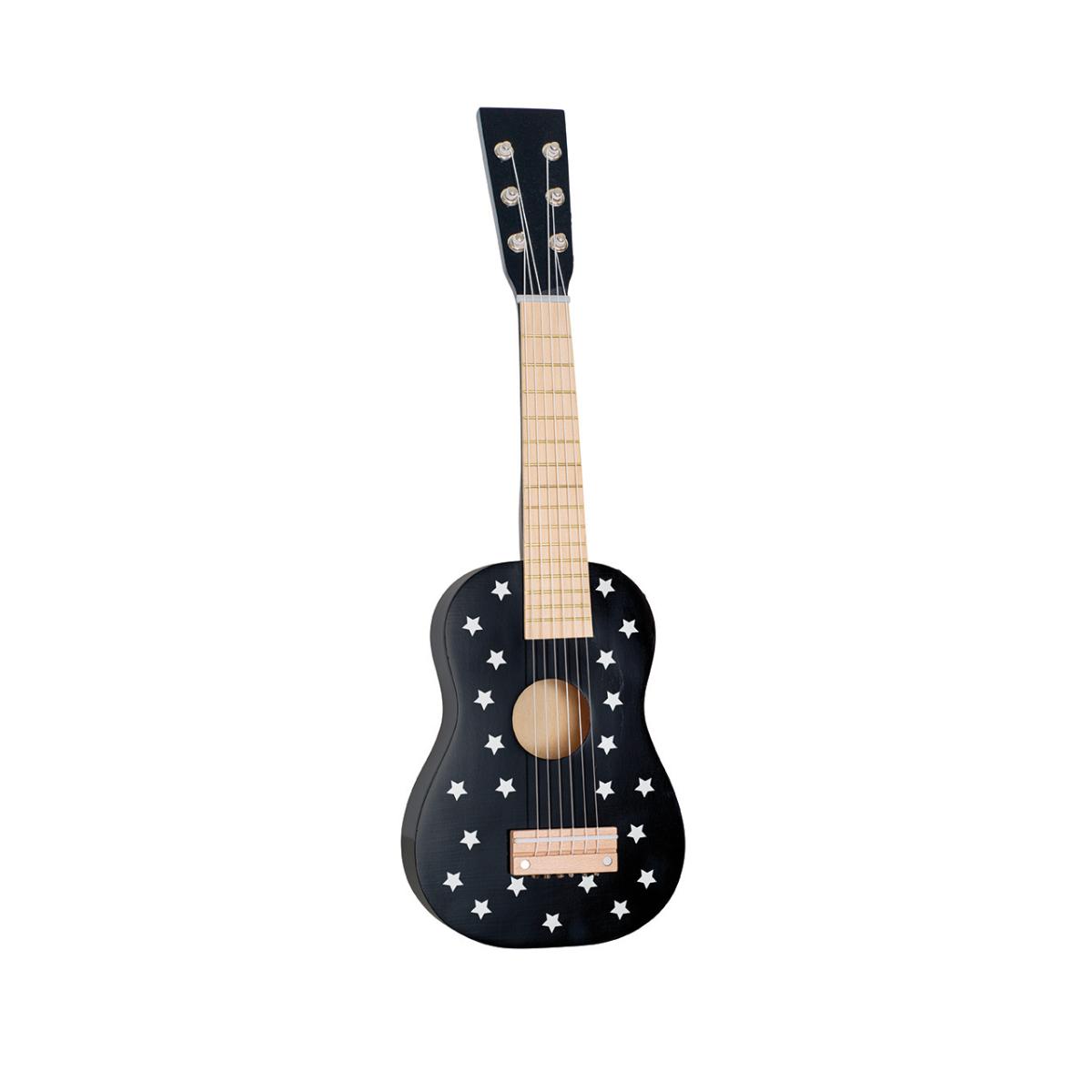 Jabadabado: Ξύλινη Κιθάρα Μαύρη