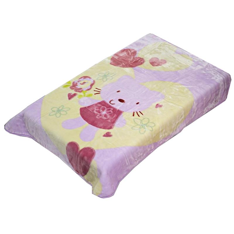 Βρεφική κουβέρτα κούνιας γατούλα