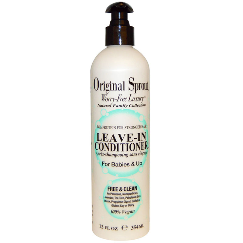 Leave In Conditioner <br/>354ml