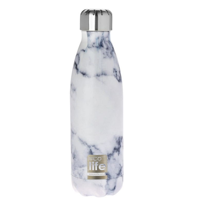 Ecolife Θερμός <br/> Marble 500ml