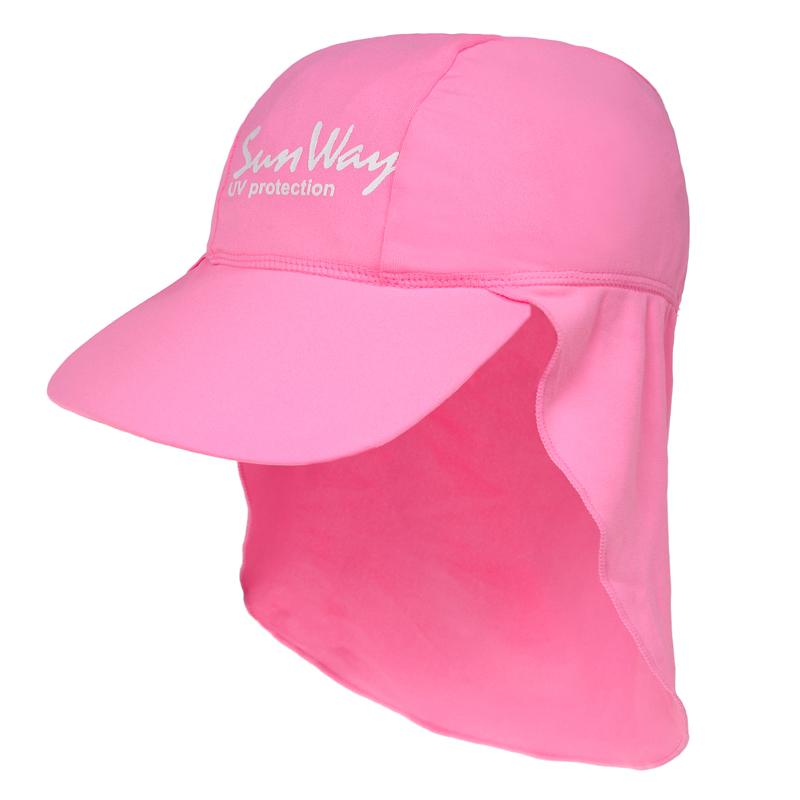 Αντηλιακό καπέλο kid UV l. pink