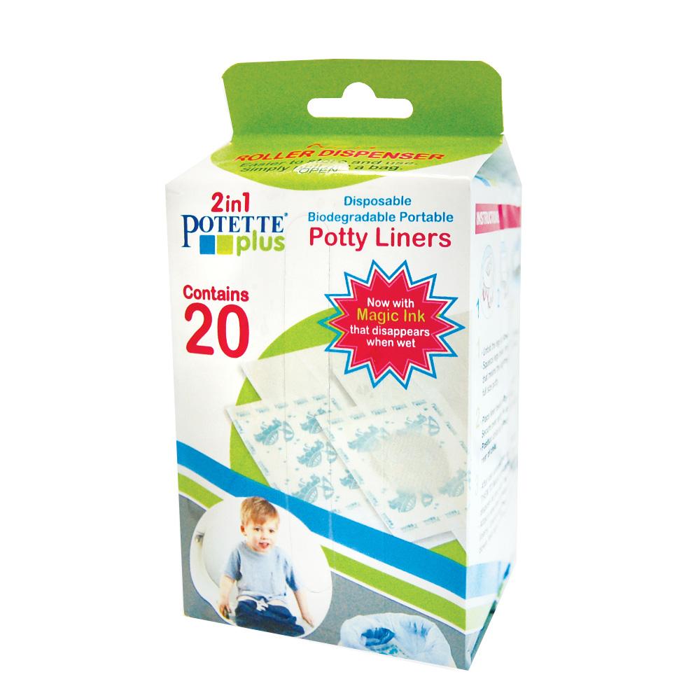 Potette Plus 20 Ανταλλακτικές σακούλες για γιογιό