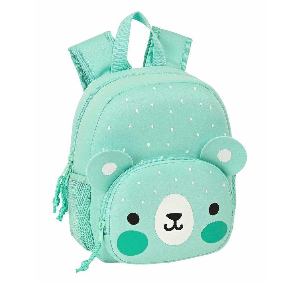 "Safta: Σχολική τσάντα πλάτης <br> ""BEAR"""