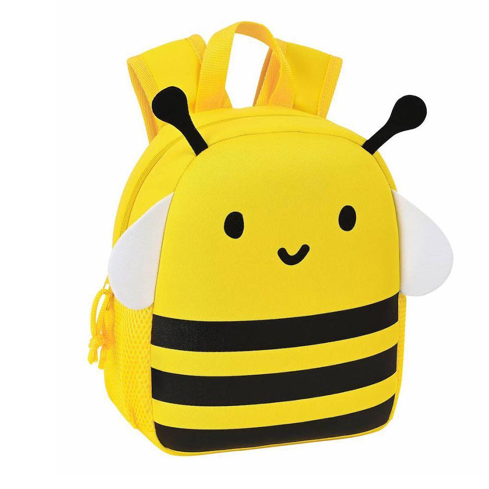 "Safta: Σχολική τσάντα πλάτης <br> ""Bee"""