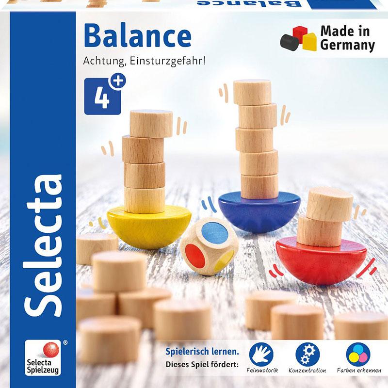 Selecta – Παιχνίδι <br> Ισοροπίας