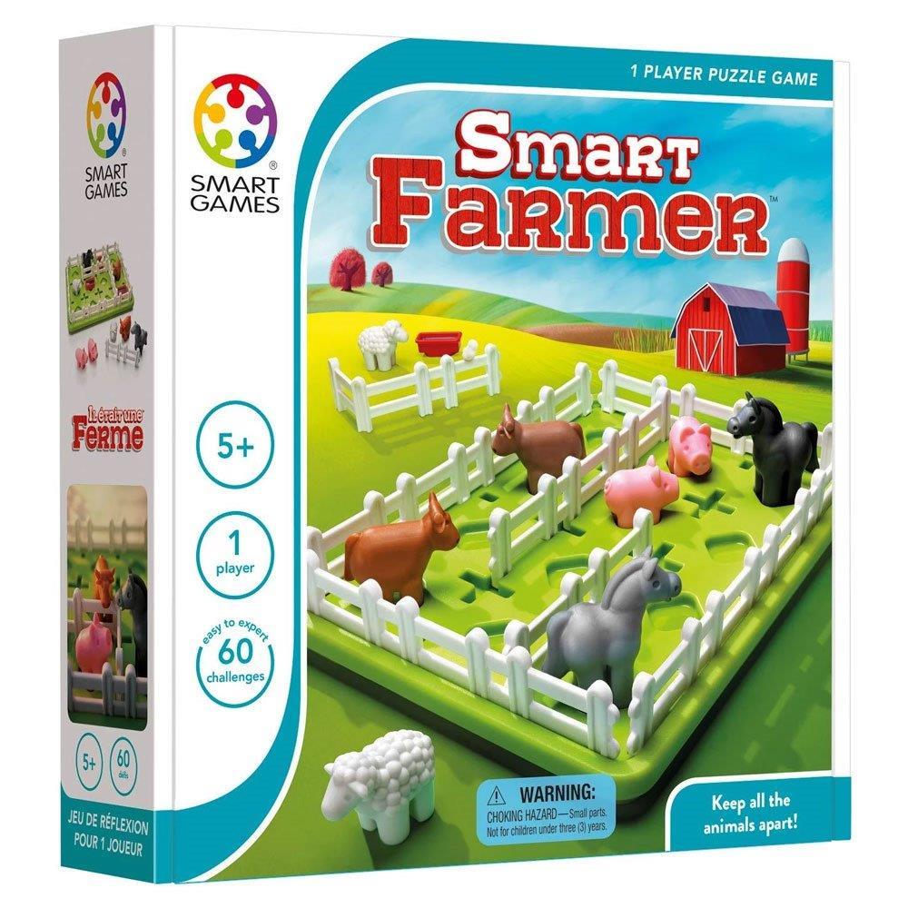Smartgames επιτραπέζιο 'Φάρμα'