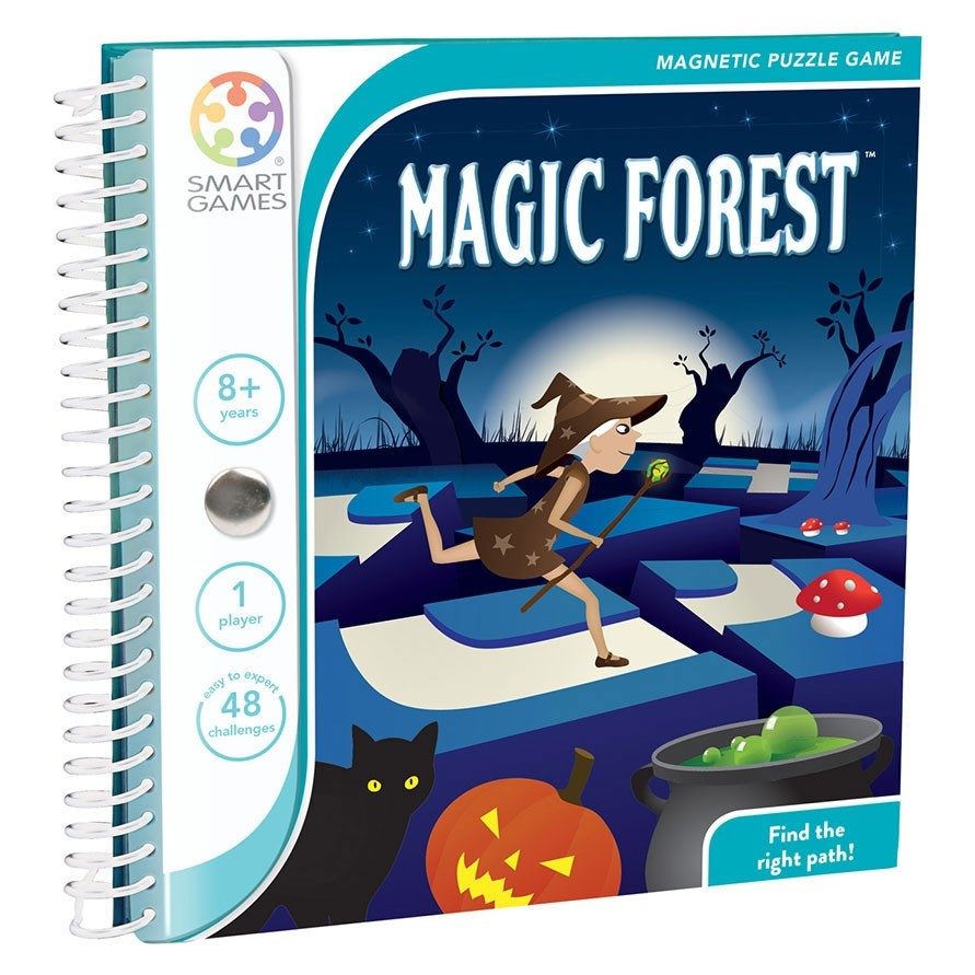 Smartgames Επιτραπέζιο Magical Forest (48 challenges)