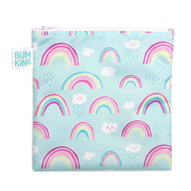 Bumkins Snack bag Rainbows