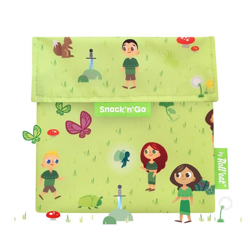 Περιτύλιγμα σάντουιτς Snack n' Go Forest-Ecolife