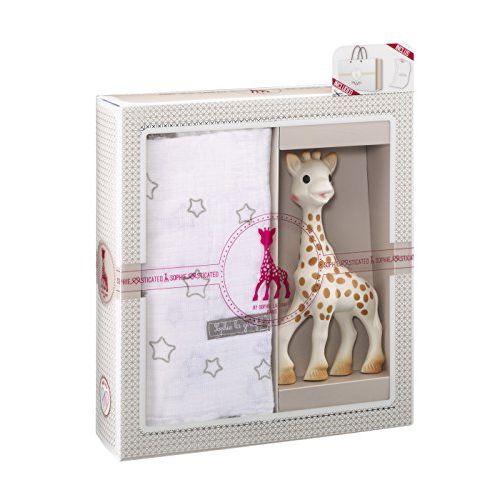Σετ δώρου με μουσελίνα - Sophie la girafe