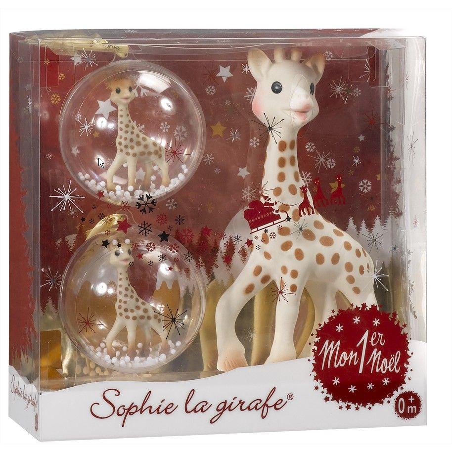 Σόφι η Χριστουγεννιάτικη - Sophie la girafe!