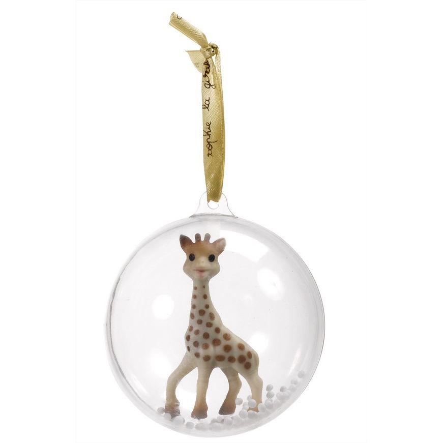 Χριστουγεννιάτικη μπάλα Sophie la girafe!