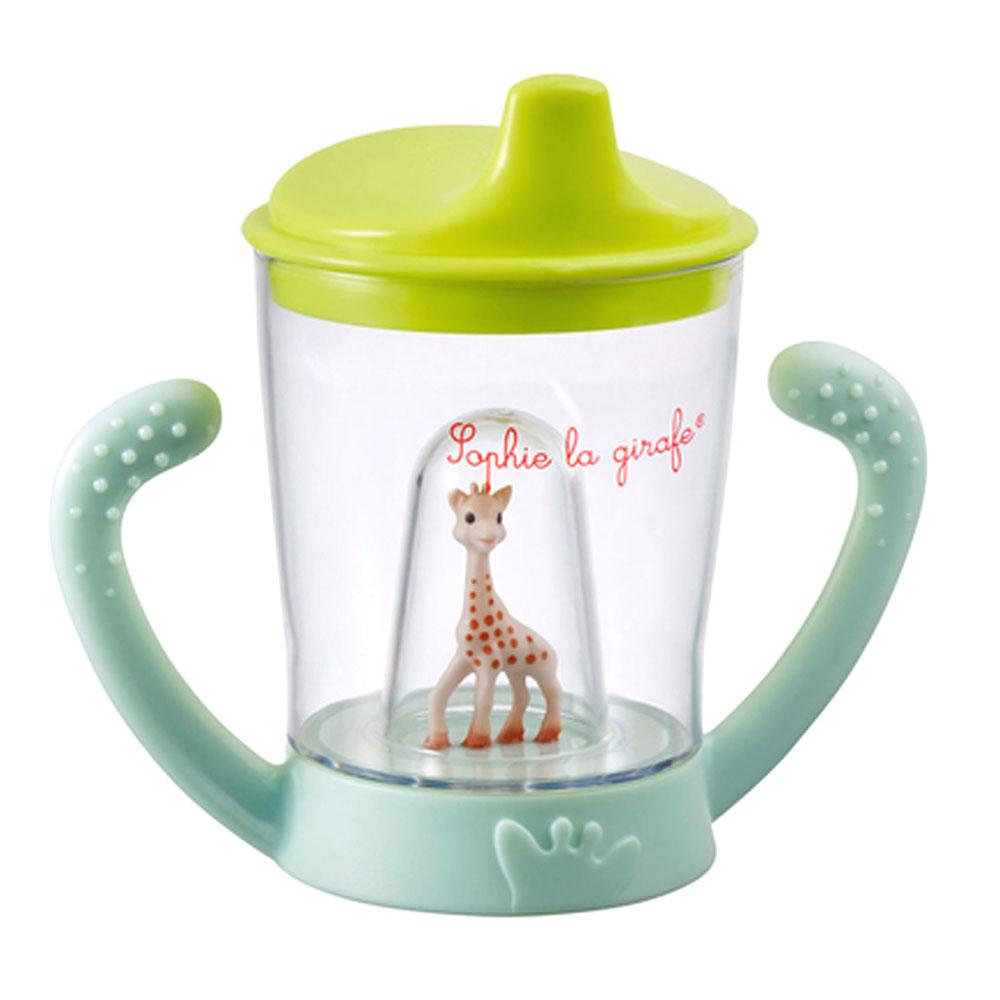 Σόφι η καμηλοπάρδαλη ποτήρι non drip Sophie la girafe