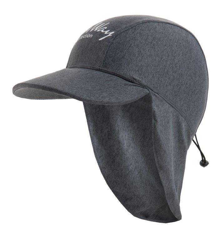 Αντηλιακό καπέλο <br>  junior UV γκρι