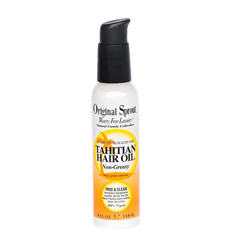 Tahitian <br/>  Hair Oil