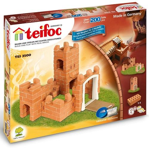 Teifoc - Χτίζοντας μικρό κάστρο <br/>200τεμ