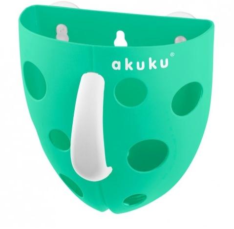 Θήκη οργάνωσης παιχνιδιών μπάνιου μέντα Akuku