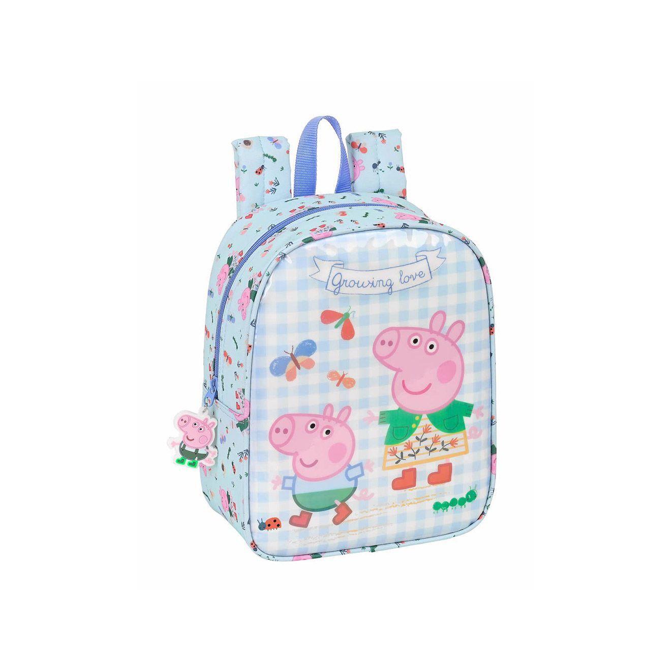 Safta: Σχολική τσάντα πλάτης Peppa Pig 27εκ