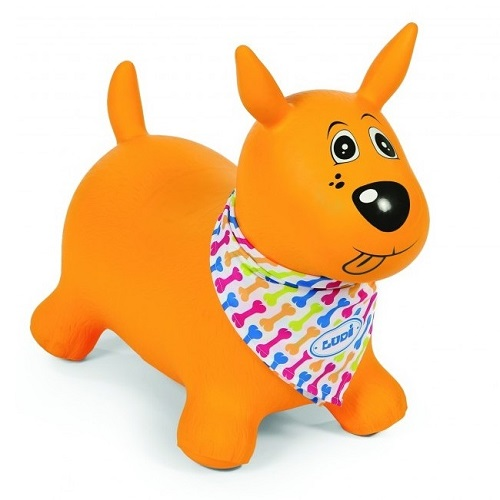 Ludi χοπ-χοπ σκυλάκι πορτοκαλί