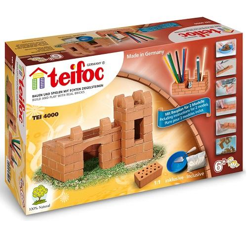 Teifoc - Χτίζοντας κάστρο ή μολυβοθήκη 75τεμ