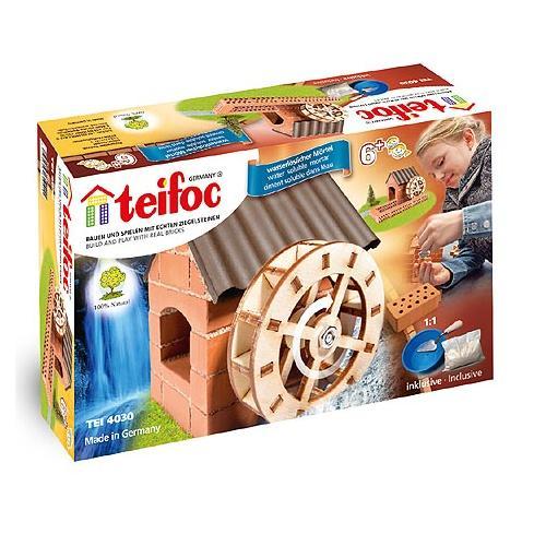 Teifoc - Χτίζοντας