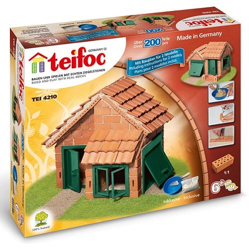 Teifoc - Χτίζοντας <br />